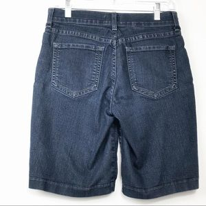 Not Your Daughter's Jeans Bermuda Shorts Blue 2